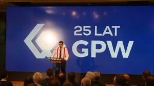 25-lecie Giełdy Papierów Wartościowych Warszawie fot. ŚWIECZAK