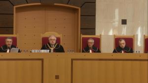 TK: Zakres immunitetu parlamentarnego jest zgodny z Konstytucją Rzeczypospolitej Polskiej fot. ŚWIECZAK