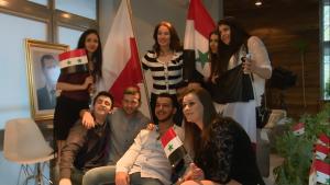 70 rocznica odzyskania niepodległości przez Arabską Republikę Syryjską fot. ŚWIECZAK