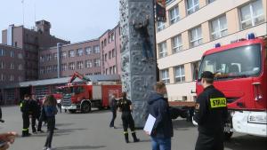 Dzień Otwarty w Szkole Głównej Służby Pożarniczej w Warszawie fot. ŚWIECZAK