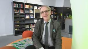 Dr. Georg M. Blochmann, Dyrektor Instytutu 25-lecie współpracy między Warszawą i Berlinem fot. ŚWIECZAK