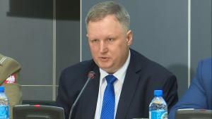 Bogdan Ścibut, Dyrektor Generalny MON Przygotowania do szczytu NATO rozpoczęte fot. ŚWIECZAK