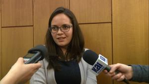 Dorota Abdelmoula rzecznik ŚDM 2016 Światowe Dni Młodzieży jako fenomen medialny fot. ŚWIECZAK