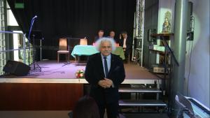 Stanisław Lis prezes Małopolskiego Forum Współpracy z Polonią Zjazd Polonii Świata w Częstochowie fot. ŚWIECZAK
