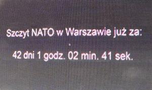 Przygotowania do szczytu NATO rozpoczęte fot. ŚWIECZAK