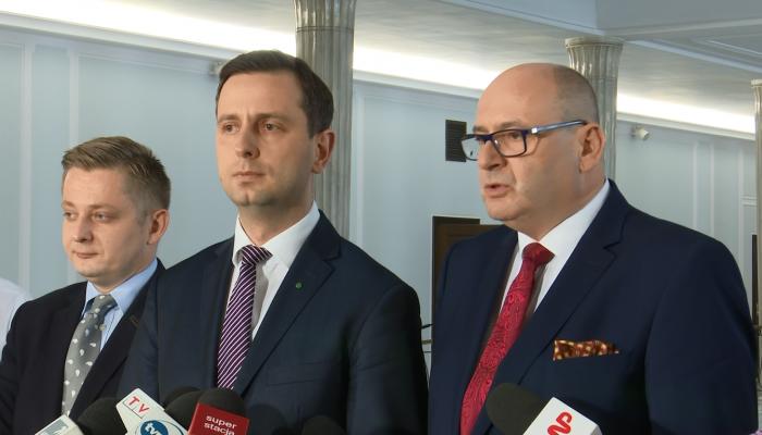 Kosiniak-Kamysz: PSL weźmie udział w spotkaniu u marszałka Kuchcińskiego w poczuciu odpowiedzialności za Polskę fot. ŚWIECZAK