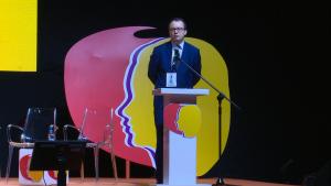 dr Adam Bodnar Rzecznik Praw Obywatelskich VIII Kongres Kobiet fot. ŚWIECZAK