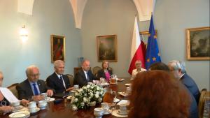 Posiedzenie Rady Polonii Świata z udziałem Szefa Gabinetu Prezydenta RP Adama Kwiatkowskiego fot. ŚWIECZAK