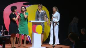 VIII Kongres Kobiet fot. ŚWIECZAK
