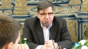 Witold Kołodziejski Sekretarz Stanu w Ministerstwie Cyfryzacji XVII Konferencja Okrągłego Stołu fot. ŚWIECZAK