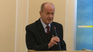 Andrzej M. Wilk XVII Konferencja Okrągłego Stołu fot. ŚWIECZAK