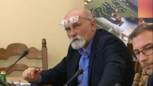 Sławomir Bieńkowski XVII Konferencja Okrągłego Stołu fot. ŚWIECZAK
