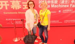 Targi China Homelife Show 2016 fot. ŚWIECZAK