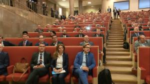 """Konferencja """"Okrągły stół energetyczny"""" fot. ŚWIECZAK"""