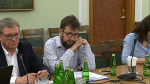 Posiedzenie podkomisji nadzw. rozpatrującej poselski projekt ustawy o mediach narodowych i składce audiowizualnej fot. ŚWIECZAK