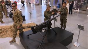 Targi Pro Defense 2016 w Ostródzie fot. ŚWIECZAK