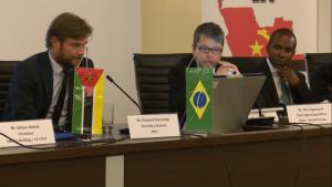 Forum  Polska-Portugalia-Angola-Brazylia-Mozambik fot. ŚWIECZAK