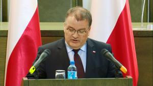 Andrzej Dera Sekretarz Stanu w kancelarii Prezydenta RP Zgromadzenie Ogólne Sędziów Sądu Najwyższego fot. ŚWIECZAK
