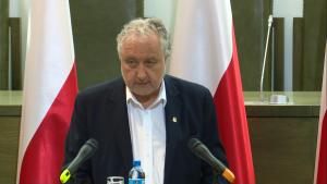 prof. Andrzej Rzepliński, Prezes Trybunału Konstytucyjnego Zgromadzenie Ogólne Sędziów Sądu Najwyższego fot. ŚWIECZAK