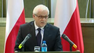 Dariusz Zawistowski, przewodniczący Krajowej Rady Sądownictwa Zgromadzenie Ogólne Sędziów Sądu Najwyższego fot. ŚWIECZAK