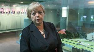 Pierwsza Prezes Sądu najwyższego prof. dr hab. Małgorzata Gersdorf, Zgromadzenie Ogólne Sędziów Sądu Najwyższego fot. ŚWIECZAK