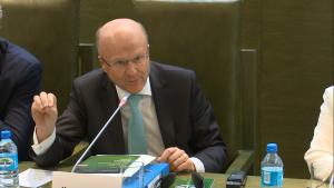 """prof. Koen Lenaerts, Prezes Trybunału Sprawiedliwości Unii Europejskiej, Debata pt.""""Sytuacja sądownictwa w Polsce i Europie"""" fot. ŚWIECZAK"""