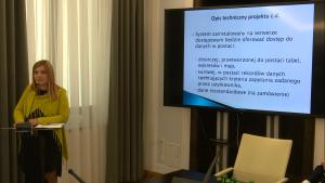 Ogólnopolska konferencja naukowa: Nowy impuls rozwoju – ponowne wykorzystanie informacji sektora publicznego w administracji fot. ŚWIECZAK