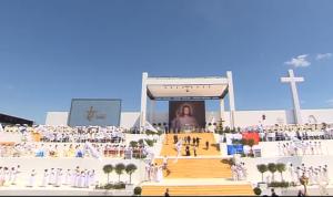 Papież Franciszek: Następne Światowe Dni Młodzieży odbędą się w Panamie w 2019 roku fot. ŚWIECZAK