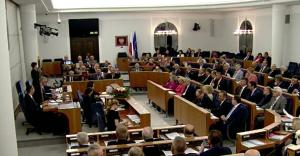 Senat przyjął nową ustawę o Trybunale Konstytucyjnym – z poprawkami fot. ŚWIECZAK