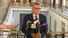 Stanisław Piotrowicz: Prezes Rzepliński obok przedstawienia informacji o działalności TK w 2015 r zahaczył o sprawy bieżące fot. ŚWIECZAK