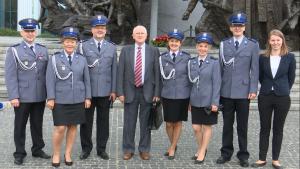 Stołeczne obchody Święta Policji fot. ŚWIECZAK
