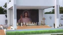 Msza inaugurująca ŚDM na krakowskich Błoniach fot. ŚWIECZAK