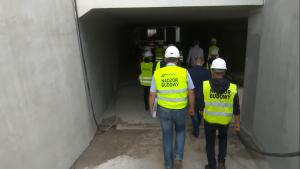 Budowa tunelu przy stacji PKP Międzylesie dobiega końca. Otwarcie w listopadzie fot. ŚWIECZAK