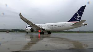 Pożegnanie Ojca Świętego na lotnisku Kraków-Balice fot. ŚWIECZAK