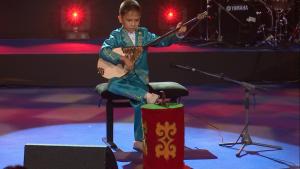 """Nurbol SEYDULLA, Kazachstan II Międzynarodowy Festiwal Muzyczny Dzieci, Młodzieży i Dorosłych z Zaburzeniami Słuchu """"Ślimakowe Rytmy"""" fot. ŚWIECZAK"""