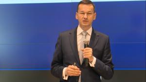 Morawiecki: Przekazanie 75 proc. aktywów OFE na IKE fot. ŚWIECZAK