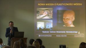 Konferencja prasowa: Niesłyszący w świecie muzyki - najnowsze osiągnięcia nauki i medycyny fot. ŚWIECZAK