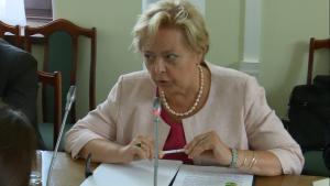 Pierwsza Prezes Sądu Najwyższego przedstawiła Informację o działalności Sądu Najwyższego w roku 2015 fot. ŚWIECZAK