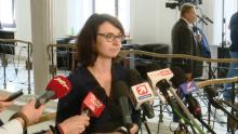 Kamila Gasiuk-Pihowicz o ustawie o Trybunale Konstytucyjnym autorstwa PIS fot. ŚWIECZAK