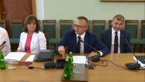 """Mateusz Morawiecki o problemach mieszkańców """"Polski powiatowo-gminnej"""" fot. ŚWIECZAK"""