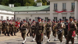 Uroczystość wręczenia nominacji generalskich, odznaczeń państwowych oraz pożegnanie generałów fot. ŚWIECZAK