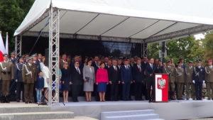 Defilada wojskowa w Warszawie z okazji Święta Wojska Polskiego fot. ŚWIECZAK