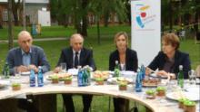 Kulturalnie o niskiej emisji! – śniadanie prasowe dotyczące Pikniku z Klimatem fot. ŚWIECZAK