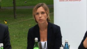 Aleksandra Żurada Kulturalnie o niskiej emisji! – śniadanie prasowe dotyczące Pikniku z Klimatem fot. ŚWIECZAK