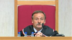 sędzia Piotr Pszczółkowski TK: ustawa PiS o Trybunale Konstytucyjnym częściowo niezgodna z konstytucją fot. ŚWIECZAK