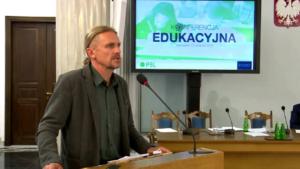 Zenon Kołodziej, Konferencja edukacyjna PSL fot. ŚWIECZAK