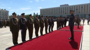 Uroczystość promocji na pierwszy stopień oficerski – podporucznika Wojska Polskiego – podchorążych Wojskowej Akademii Technicznej fot. ŚWIECZAK