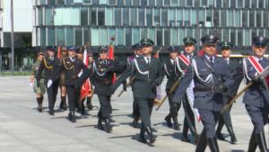 Obchody 25-lecia Straży Miejskiej m.st. Warszawy fot. ŚWIECZAK