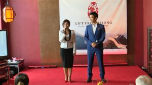 Gala promocyjna chińskiego miasta Pekin fot. ŚWIECZAK