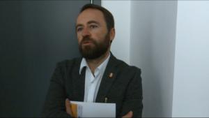 Michał Olszewski zastępca Prezydent m.st. Warszawy. Centrum Kreatywności Targowa fot. ŚWIECZAK